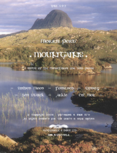 Cover: Mountains by Morris Pert