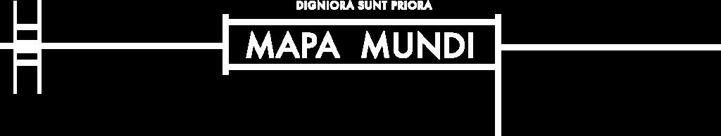 Mapa Mundi Music - Renaissance church music publishers - logo
